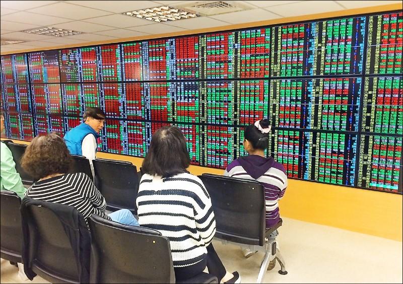 投信︰電子股今年獲利 預估雙位數成長