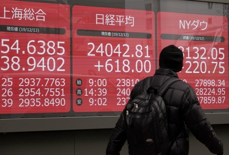 股票型ETF單週流入162.2億美元   日本、新興市場股市獲青 ...