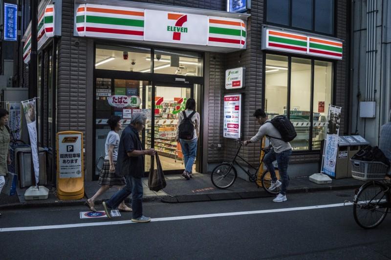市場飽和?日本便利商店門市量 去年首度降低