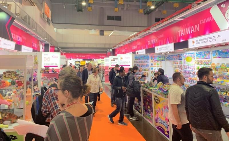 玩具外銷去年跌4% 貿協攜手台廠前進紐倫堡玩具大展