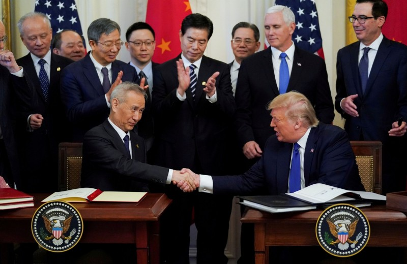 Mission Impossible:中國在貿易協議中對美採購能 ...
