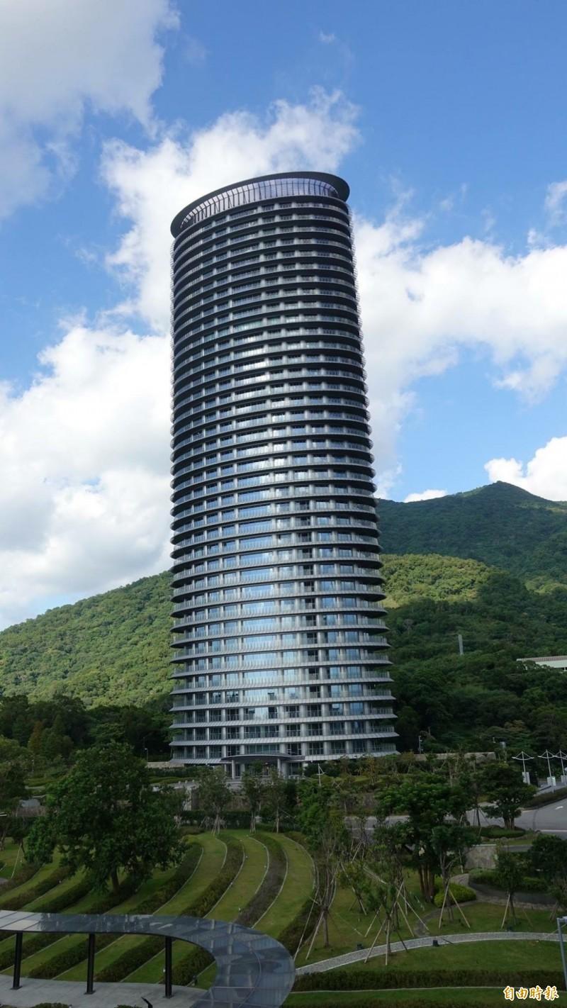 已故貝聿銘台灣住宅設計案 高樓層最新實價暴漲逾2.5倍