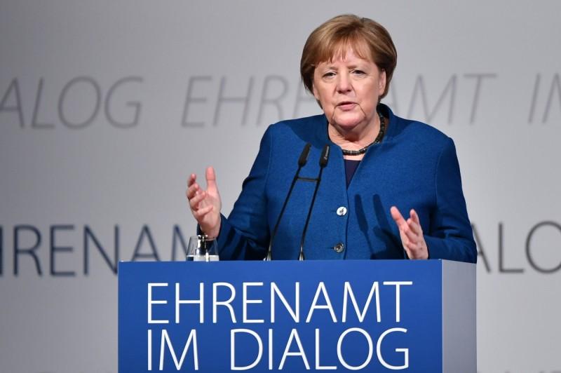 德國要不要禁華為?梅克爾擬3月歐盟峰會後再決定