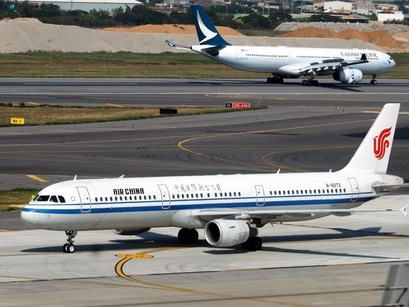 日本飛中國機票價格大跌 年減5至6成
