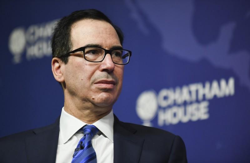 美英今年內達成貿易協議?美財長表樂觀