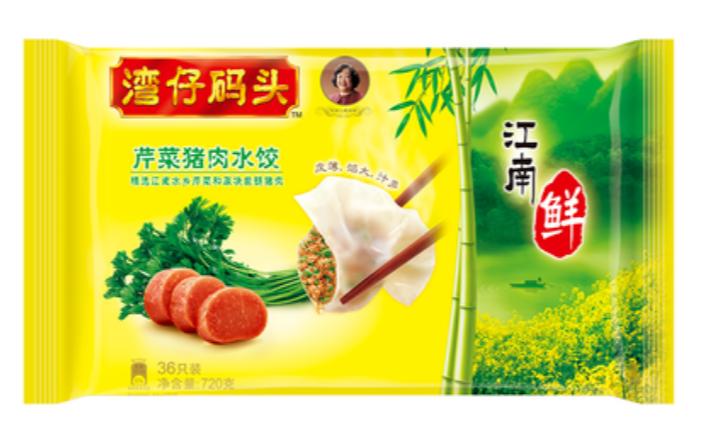 中國製「灣仔碼頭」水餃 菲律賓驗出非洲豬瘟