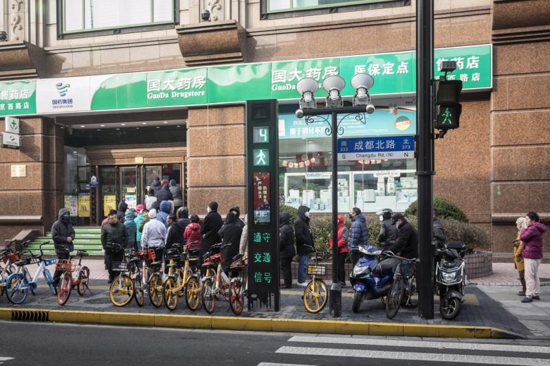 武漢肺炎》廣東、江蘇、上海政府下令 區內企業2/10起才能復工