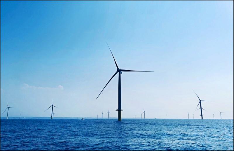 風場區塊開發電價 將比市電便宜