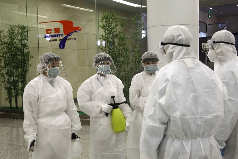武漢肺炎》北韓高度依賴中國 封鎖邊境恐斷經濟命脈