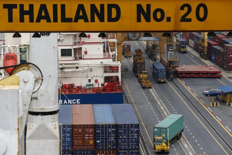 武漢肺炎》泰國貨運協會估:Q1對中出口損失20億泰銖