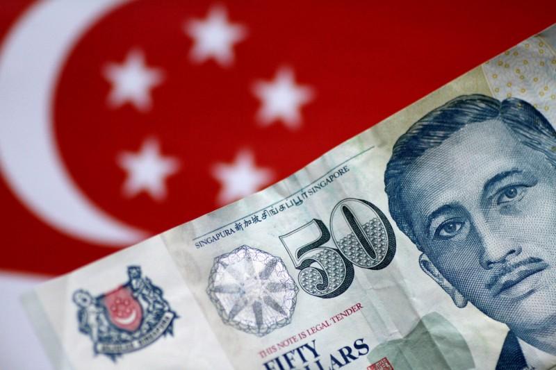 武漢肺炎》新加坡暗示寬鬆  新幣走貶近1%