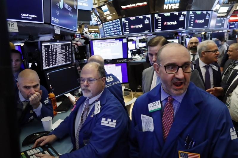 美國經濟數據強勁美股連3漲 道瓊飆升483點 自由財經