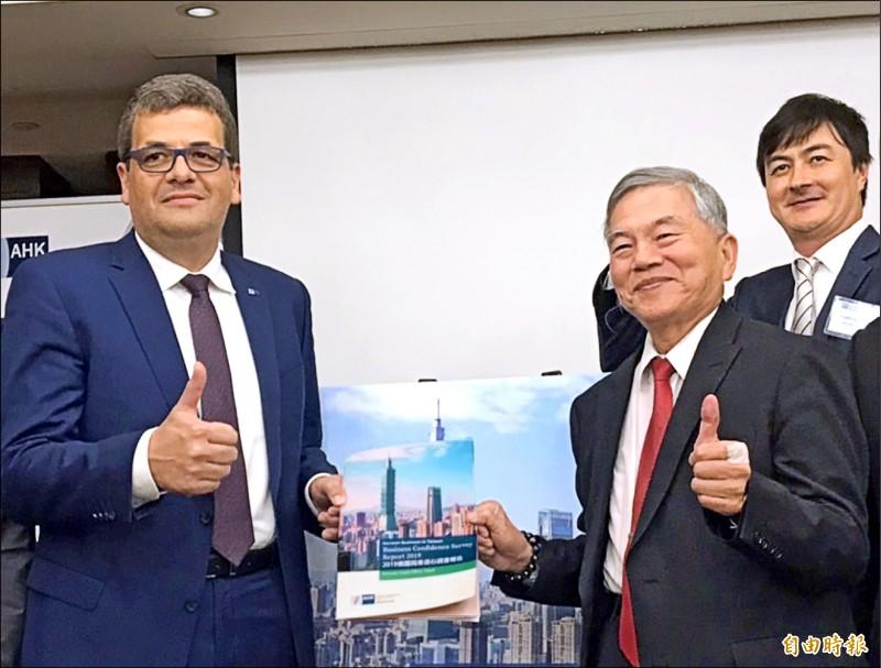 武漢肺炎》經長︰台灣加快轉型高階製造中心