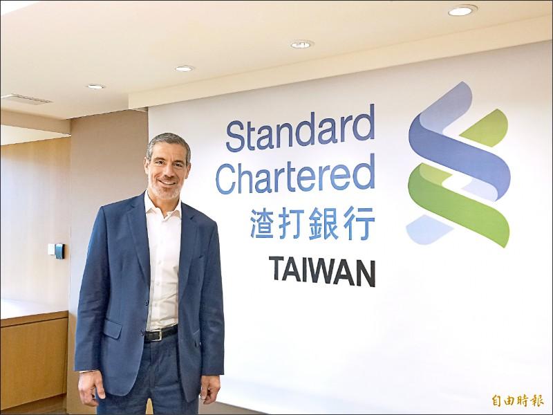 扶植新創 渣打看好台灣金融科技3優勢