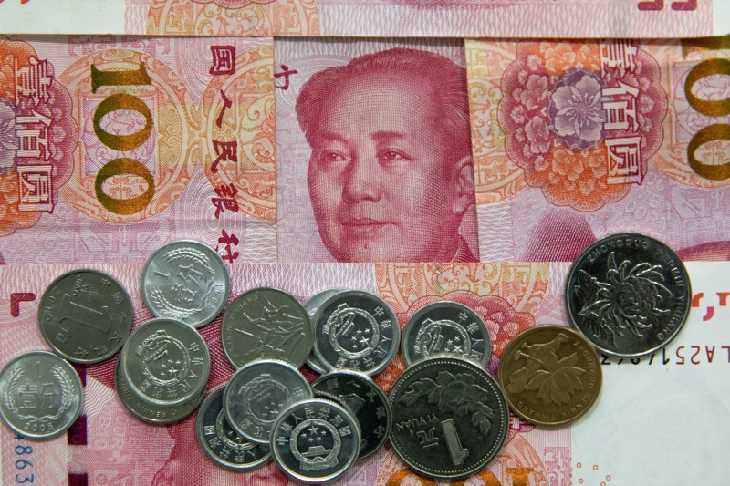 中國高收益債發行公司挫咧等 3月有巨額債券到期