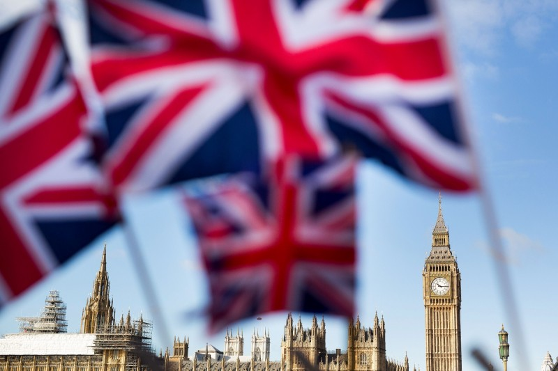 書劍集》武漢肺炎與英國國會大廈前的派對