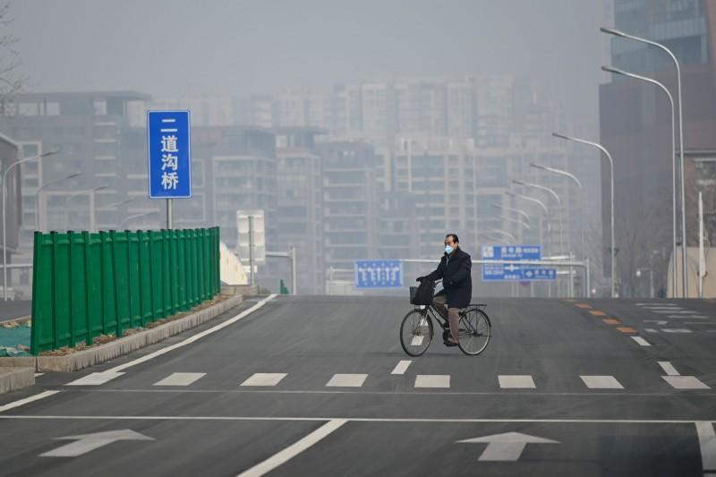 武漢肺炎》大量經濟活動停擺 北京空污程度卻創近3年新高