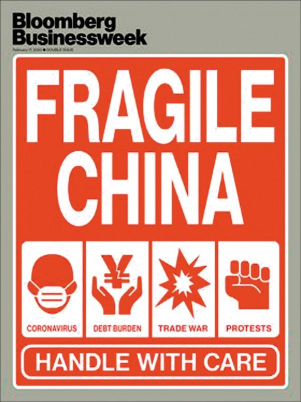 彭博:武漢肺炎疫情 威脅習政權存亡