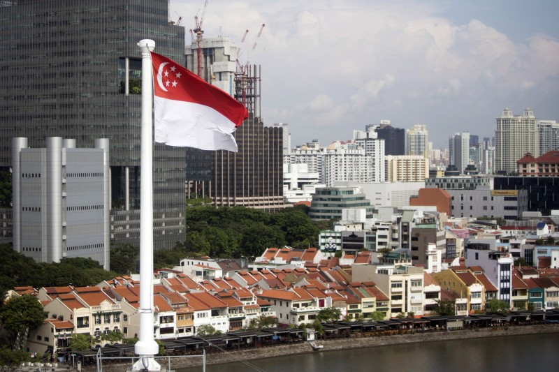 武漢肺炎》疫情衝擊!新加坡料今年經濟恐負成長