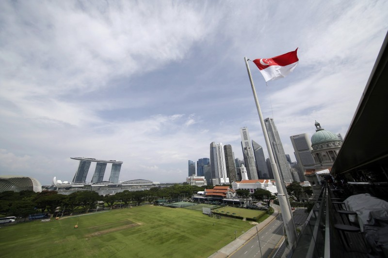 武漢肺炎》已在衰退邊緣  新加坡增1200億預算救經濟