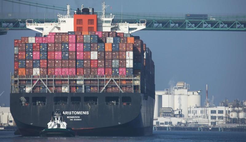 武漢肺炎》缺卡車司機!傳中國港口堆滿冷凍肉貨櫃