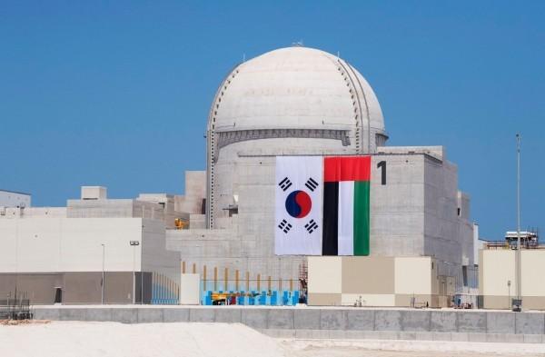 阿拉伯世界首座核電廠!阿聯巴拉卡核電廠獲執照
