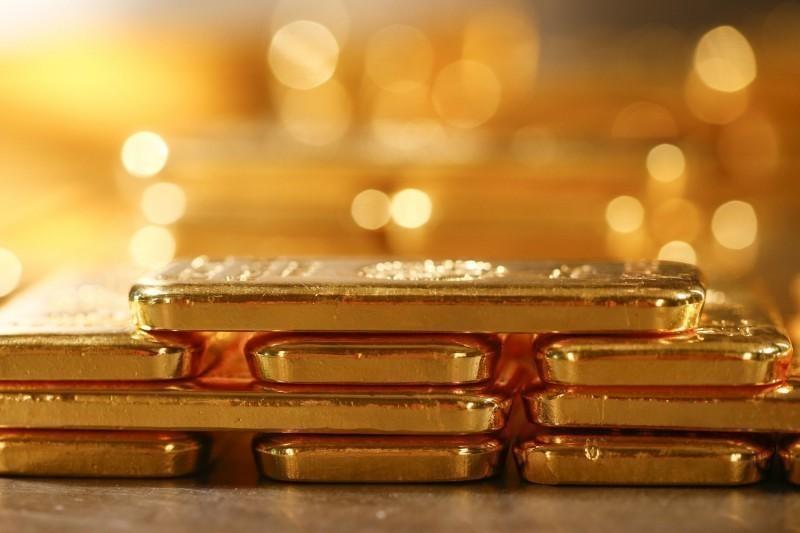 台中當舖日友黃金收購分享-黃金大放異彩 登上7年高點