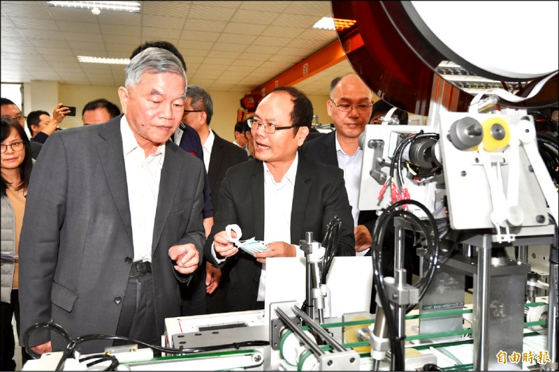 投資台灣3大方案》台商因疫情回台 投資績效年中顯現