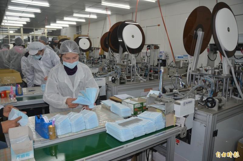 一個月拚出千萬片口罩 這26家工具機廠造台版「防疫下町火箭」