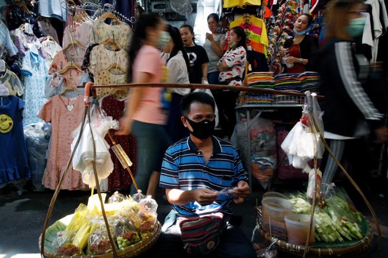 武漢肺炎》泰國股市和2年前高點相比 今收跌逾20%