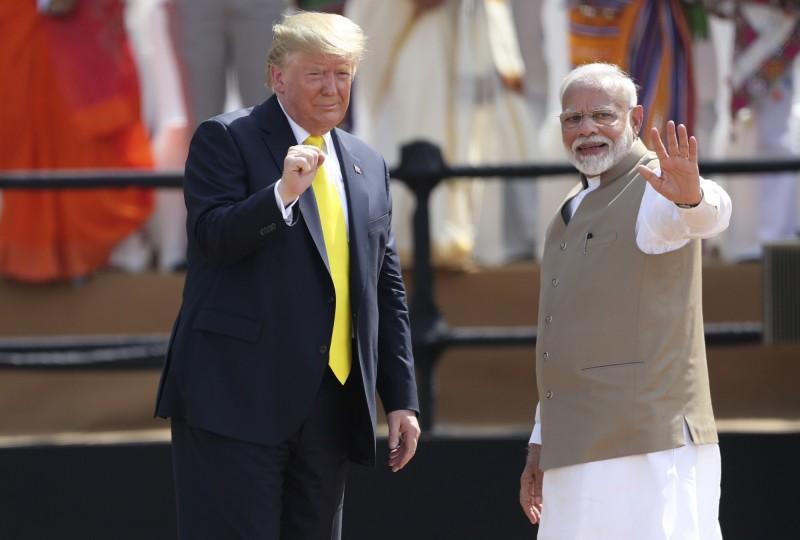 川普宣佈印度30億美元軍購  但美印貿易協議仍艱難