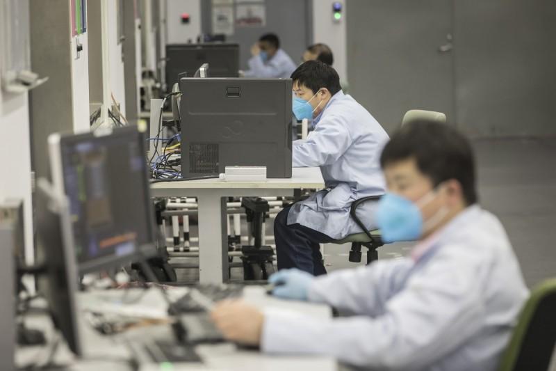 看壞疫情第1槍 法企中國以外亞太區調查:5月前多數暫緩復工
