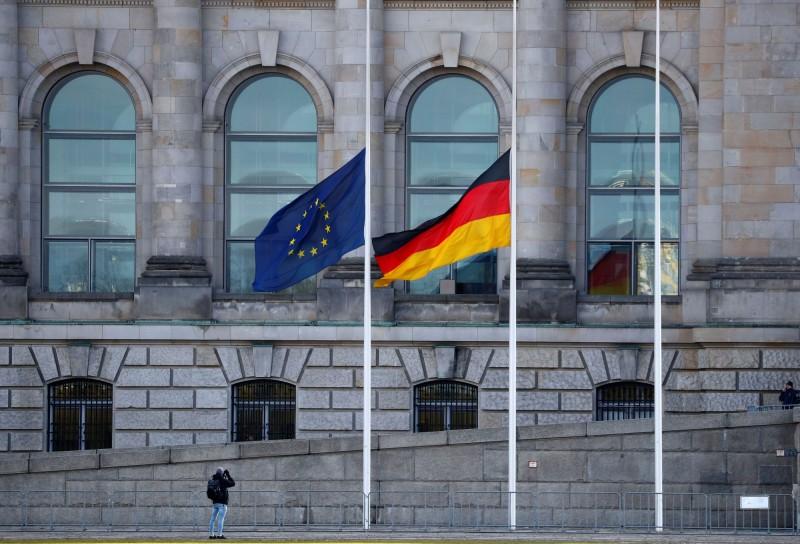 德國去年經濟成長0.6% 外媒:疫情爆發前德國經濟就停滯
