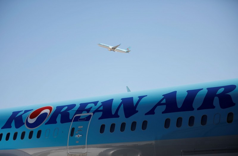 武漢肺炎》大韓航空空服員確診 延長中國旅遊禁令至4月25日