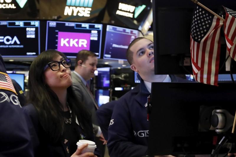 暴跌千點後反彈 美股道瓊漲逾150點