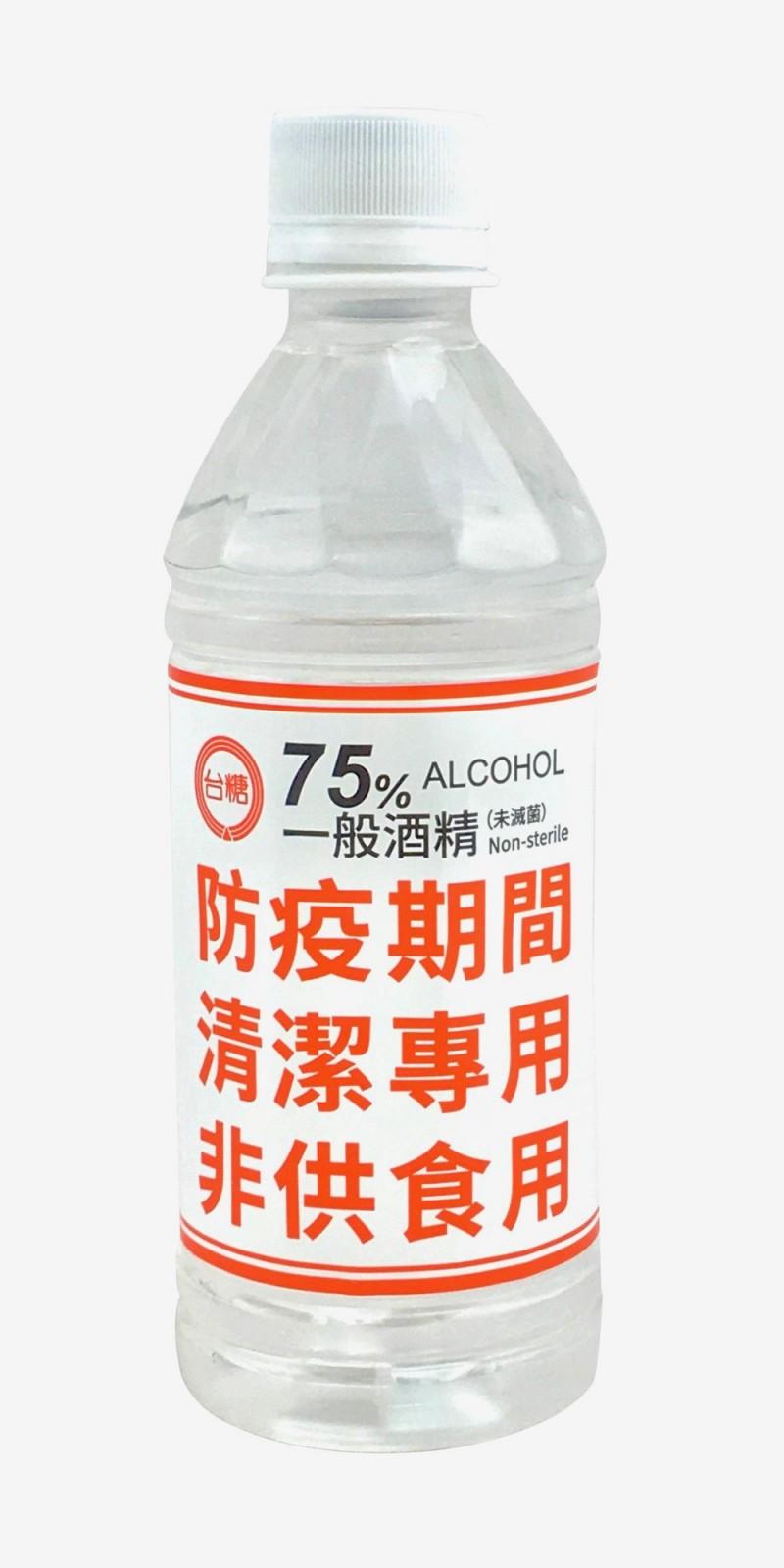 全聯明天開賣75%酒精 每人限購1瓶