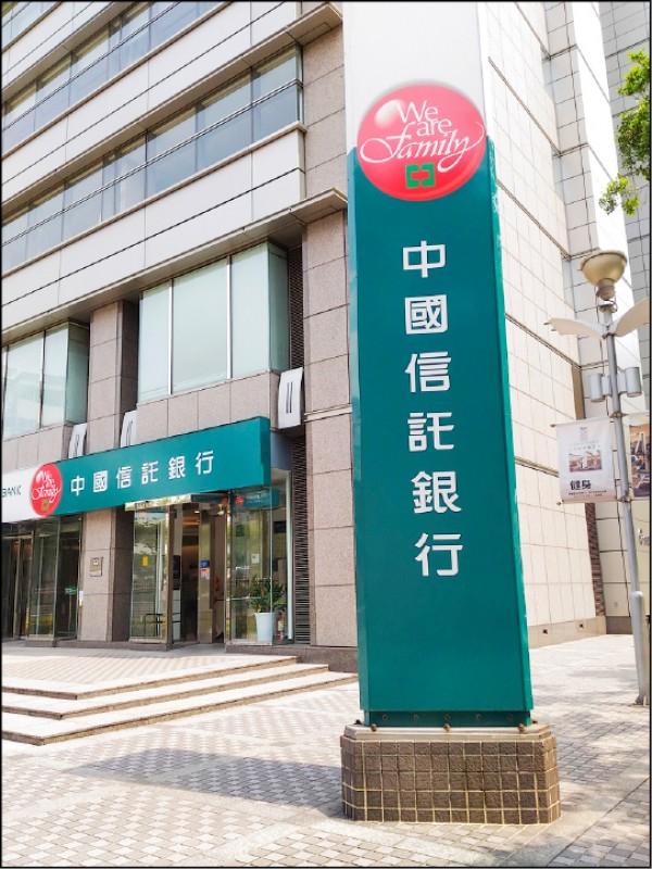 中國信託調查》台灣資產逾1.5億客群 今年將突破萬人