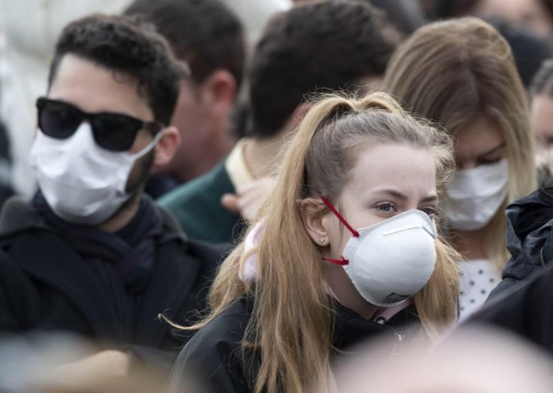 武漢肺炎》防疫需3億片口罩 美衛生部:現有口罩僅3000萬片