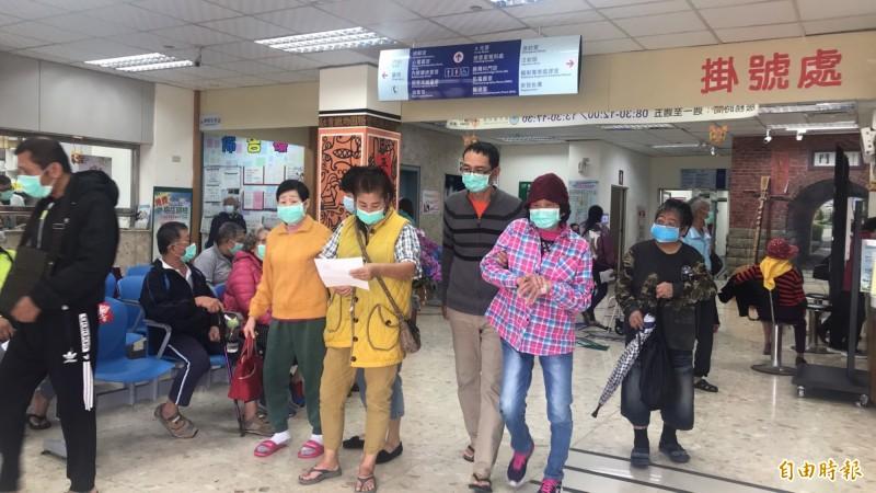 非法外籍看護醫院流竄 恐成防疫破口