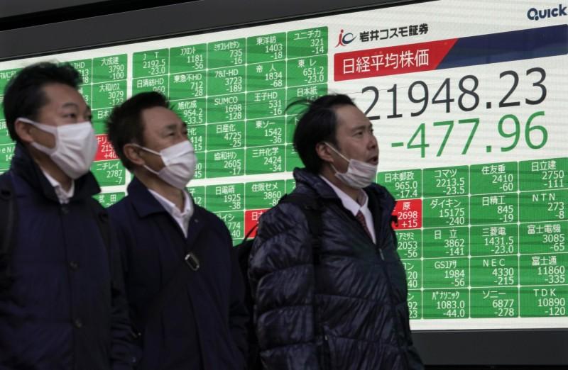 路透調查:今年全球股市維持上漲 但可能面臨10%修正