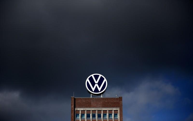 目標不再是超過 福斯汽車CEO:盡可能追上特斯拉