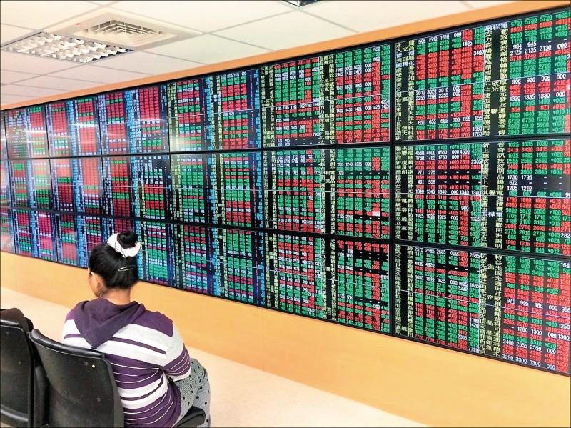 中止連8賣 外資回補台股63億