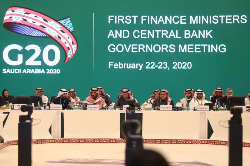 武漢肺炎》全球市場被撼動  G20發聲明:將採預算、貨幣工具應對