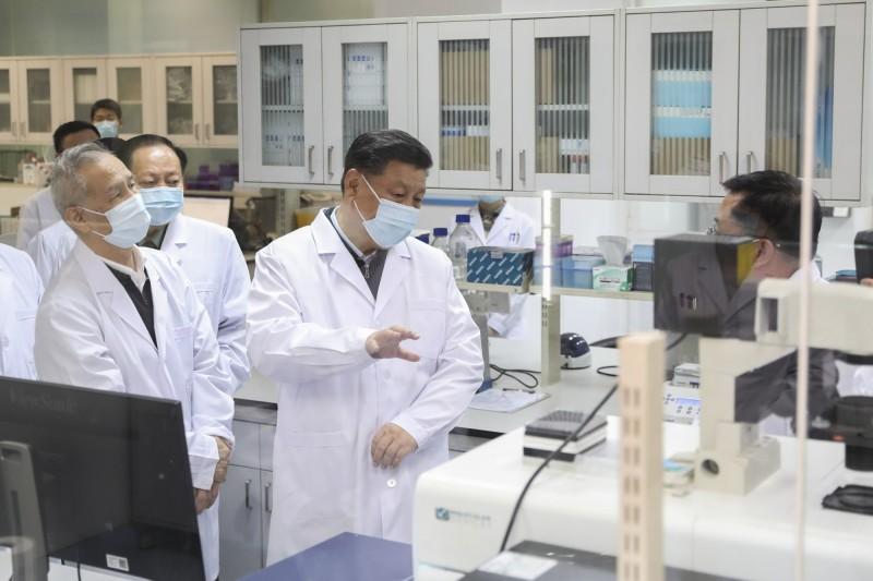 A股上漲1.82% 學者:習近平探訪武漢提振中國股市