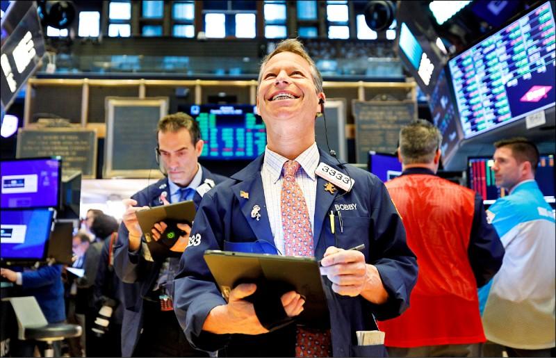 全球股市反彈 美期指暴衝熔斷