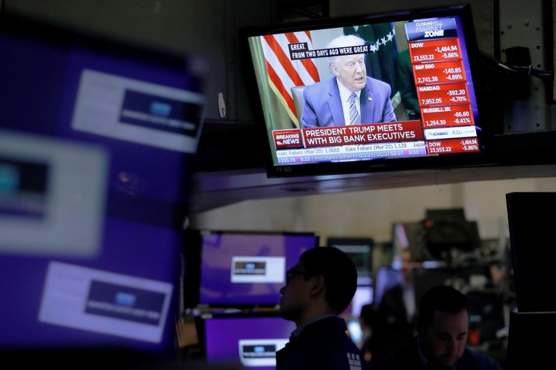 武漢肺炎》CNBC主持人:銀行股已成「糟糕投資」