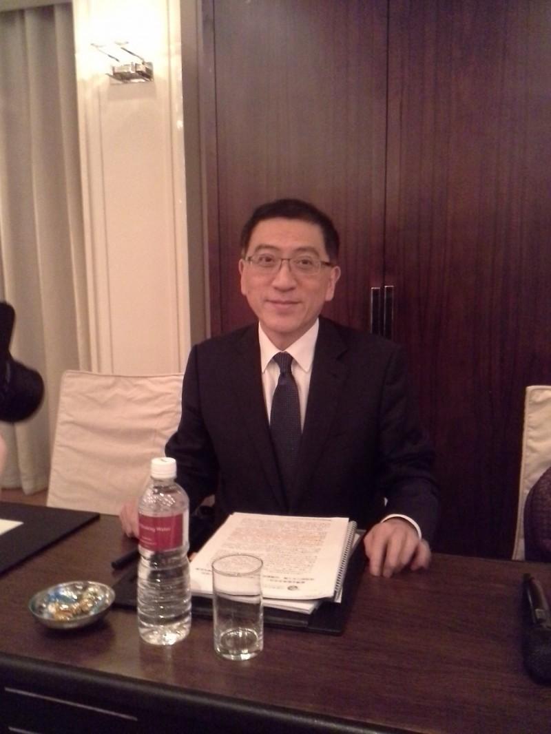 全球降息潮 中信金吳一揆:台灣恐跟進降1碼