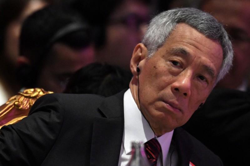 武漢肺炎衝擊經濟  李顯龍:可能更甚金融危機