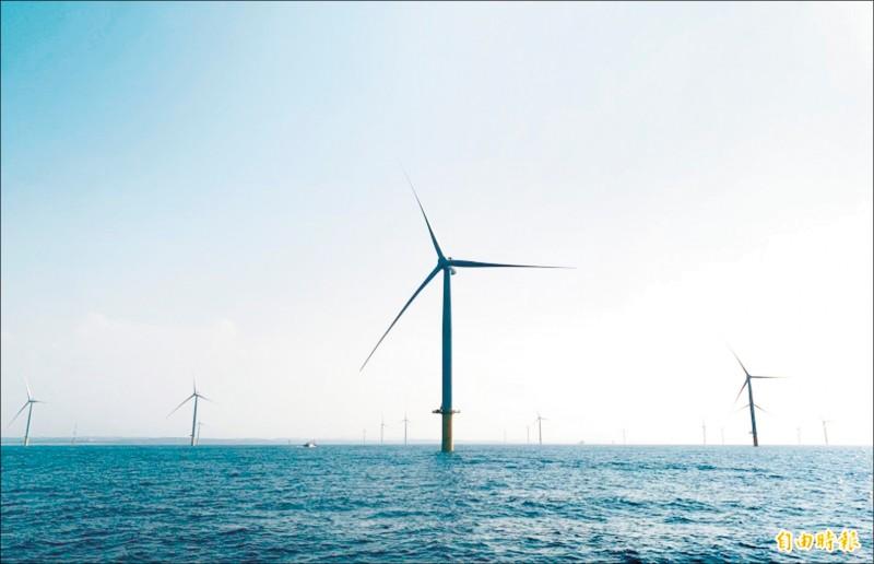 離岸風電區塊開發規則 月底揭曉