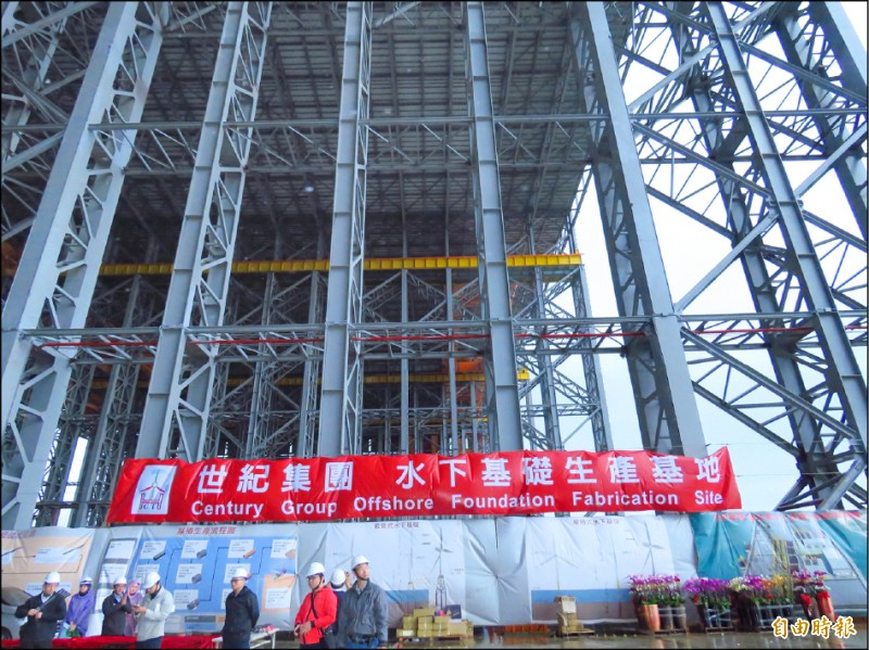 被中國貨品質嚇到 日、韓風場開發商來台詢價
